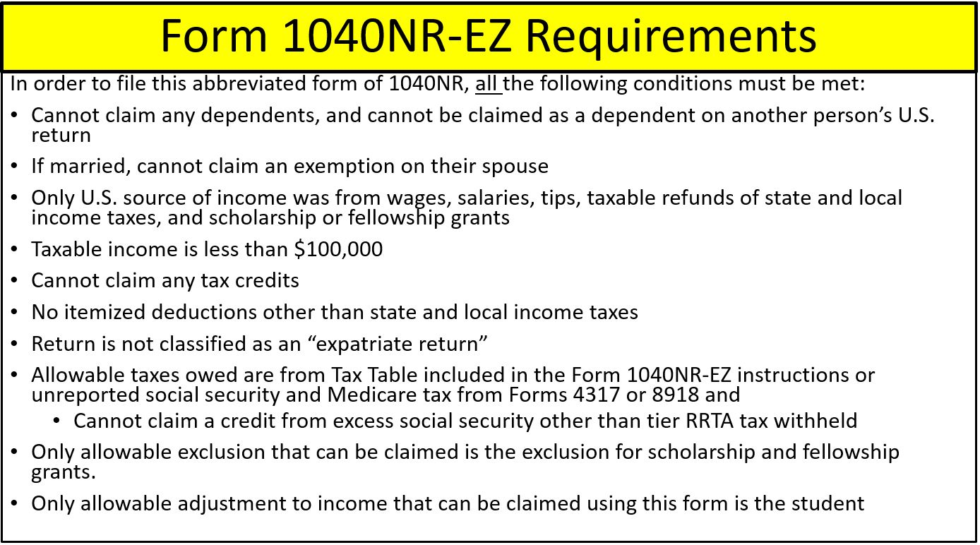 Which form 1040nr should i file jacksonville cpa firm click on image to enlarge falaconquin