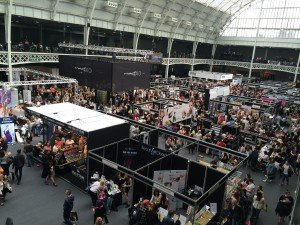 sales tax established by presence at trade shows