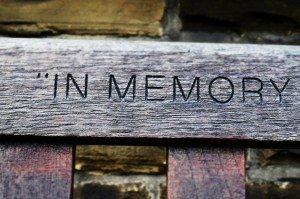 Estate administration - in memory