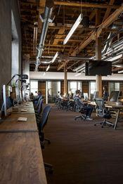 startup work desk