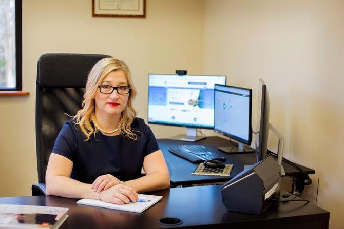 Angela Freyman, MBA: Communications Director - Freyman, CPA, P.C.